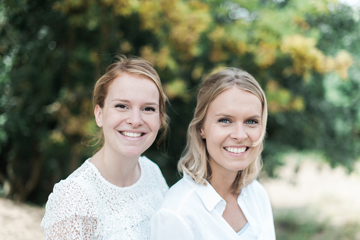 familie fotoshoot - sisters