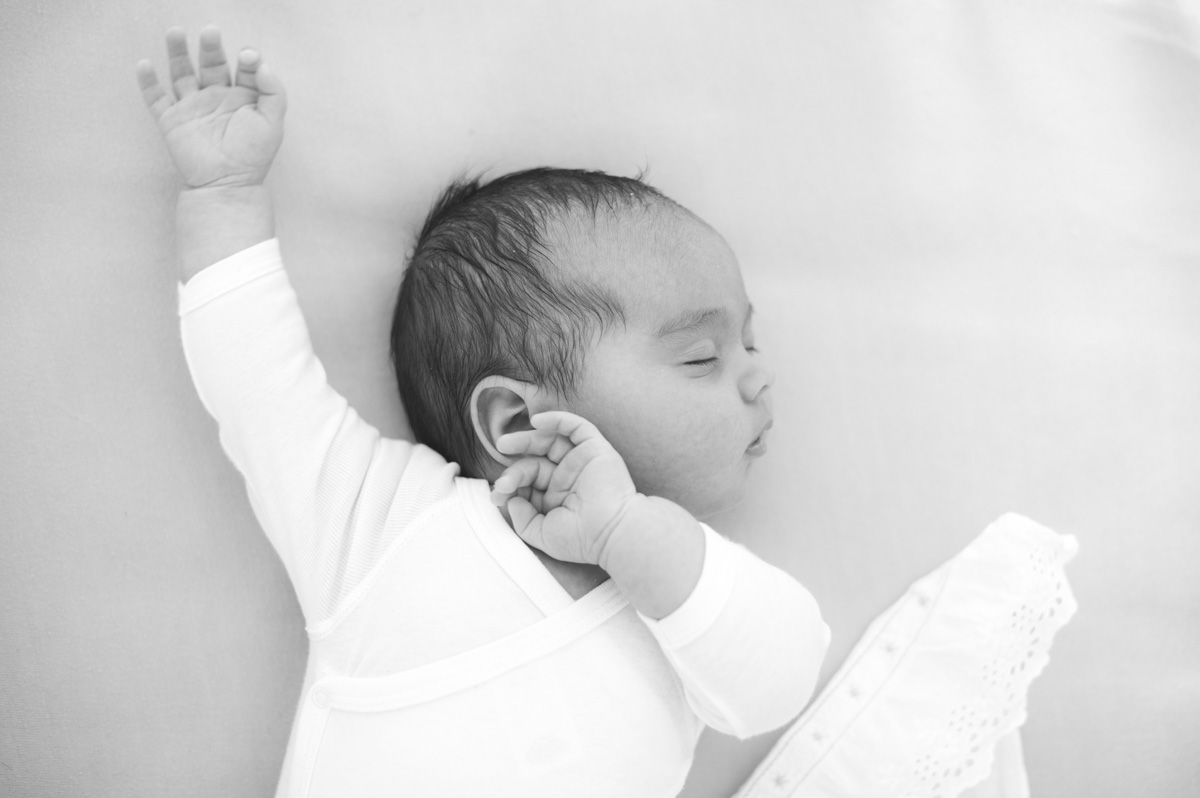newborn shoot - james