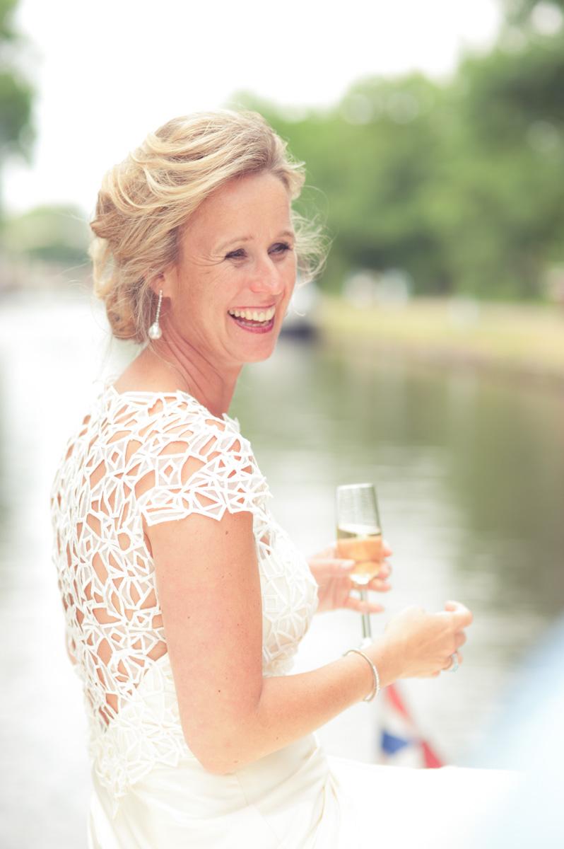 bruidsfotografie & trouwfotograaf - boat