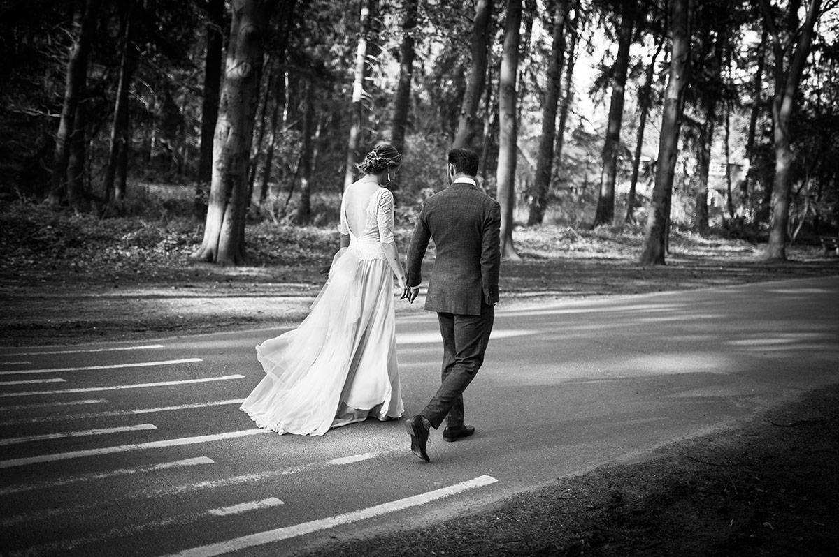 bruidsfotografie & trouwfotograaf - road
