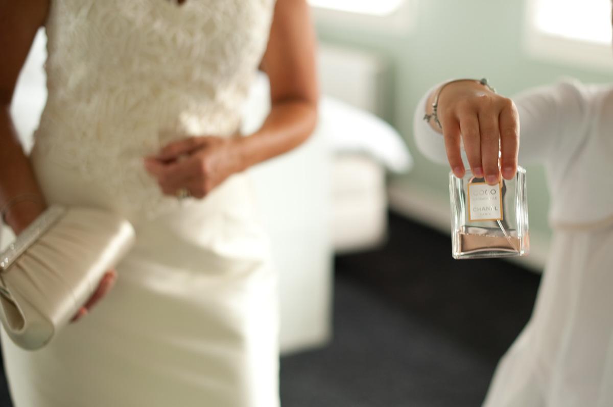 bruidsfotografie & trouwfotograaf - perfume