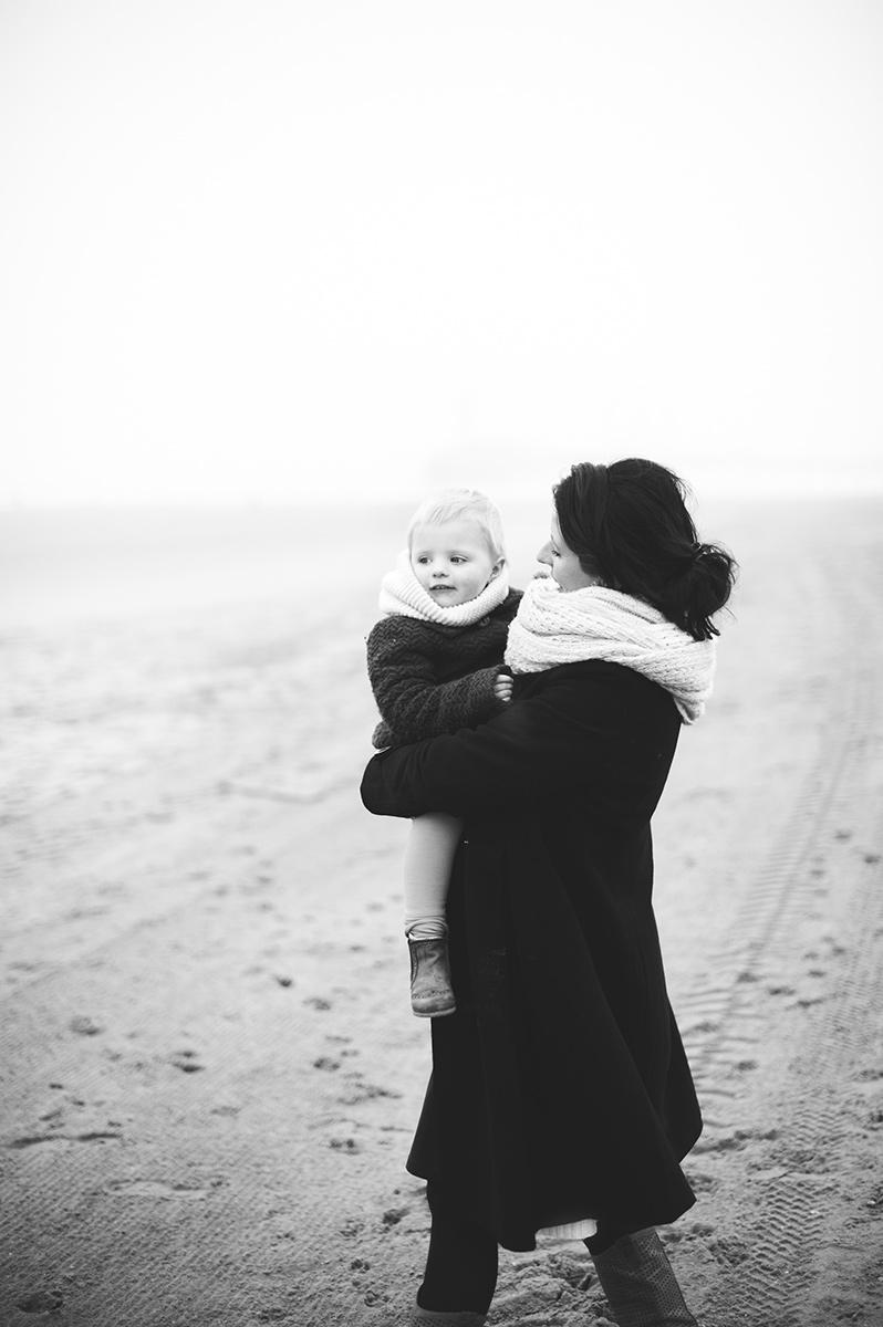 familie fotoshoot - beach